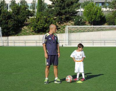 Campus de Fútbol Fundación Real Madrid Interno - Campus Calcio