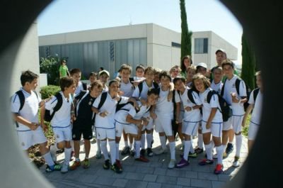 Campus Experience Fundación Real Madrid con inglese - Campus Calcio