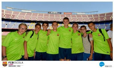 FCB Camps - Barcelona - Campus Calcio