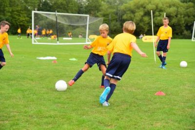 FCB Escola Camp - London -