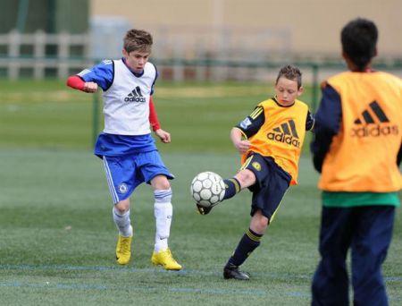 Chelsea FC Foundation Soccer Schools -
