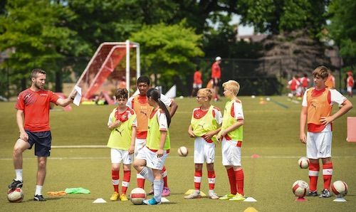 Arsenal Soccer Schools Campus Residencial (New Jersey & Connecticut) - Campus Calcio